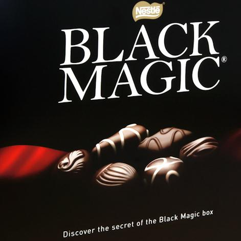 Black Magic Chocolates Branchies Bunches Florist Birmingham